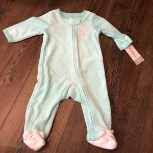 New with tags Carters sleeper
